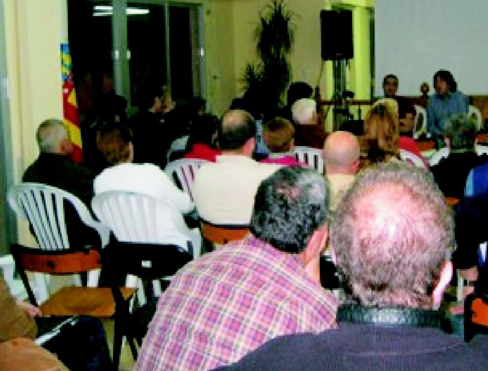 Presentacion del libro de Javier Iglesias