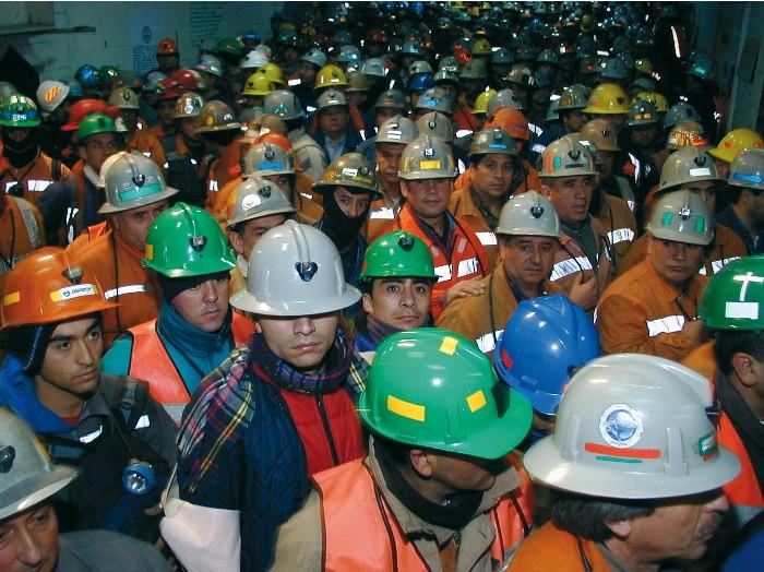 Foto de trabajadores