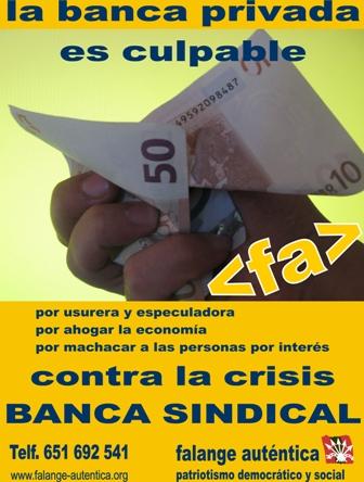 Campaña de FA pr la banca sindical