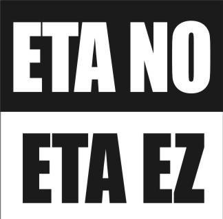 """Imagen de """"ETA NO"""""""