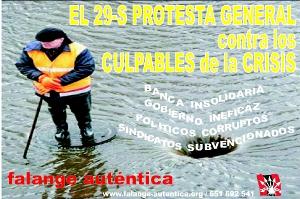 manifiesto protesta general