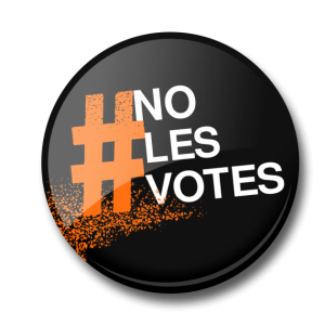 PIN de NO LES VOTES