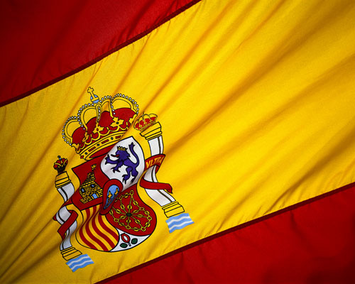 bandera española anterior a la actual